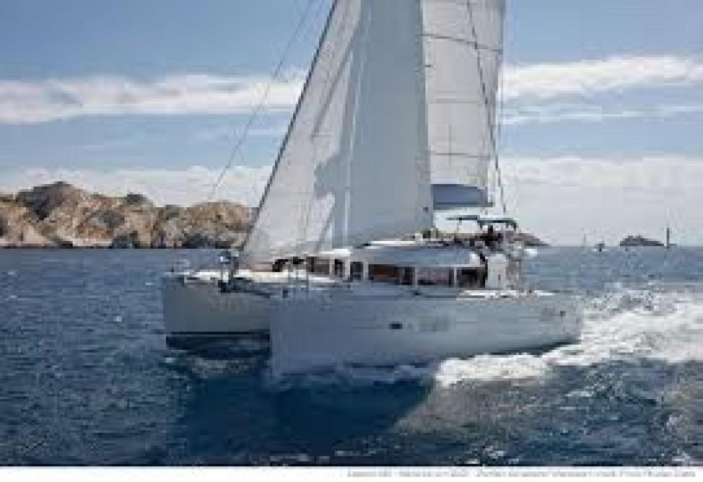 Catamaran for rent Thailand at the best price