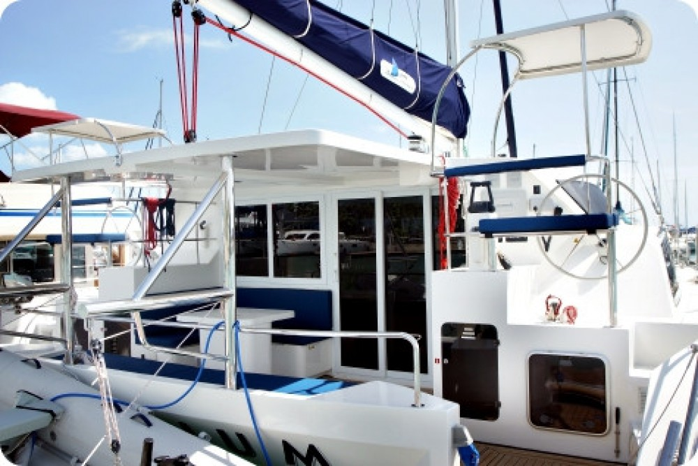 Rent a Island Spirit Catamarans Island Spirit 38 Thaïlande