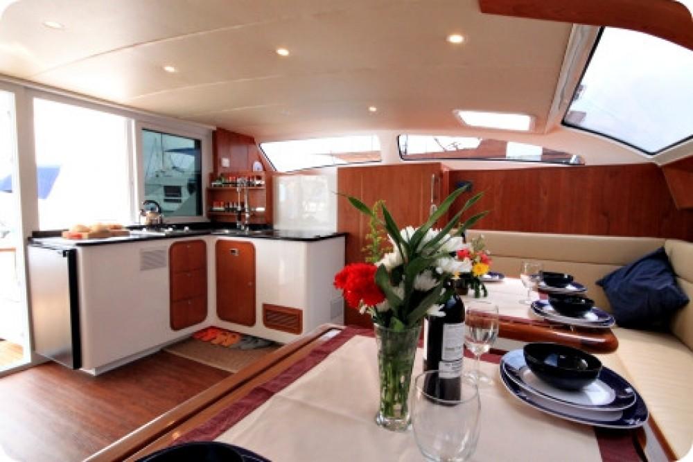 Catamaran for rent Thaïlande at the best price