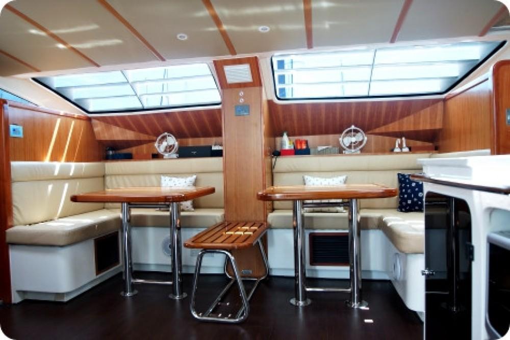 Island Spirit Catamarans Island Spirit 38 between personal and professional Ko Samui