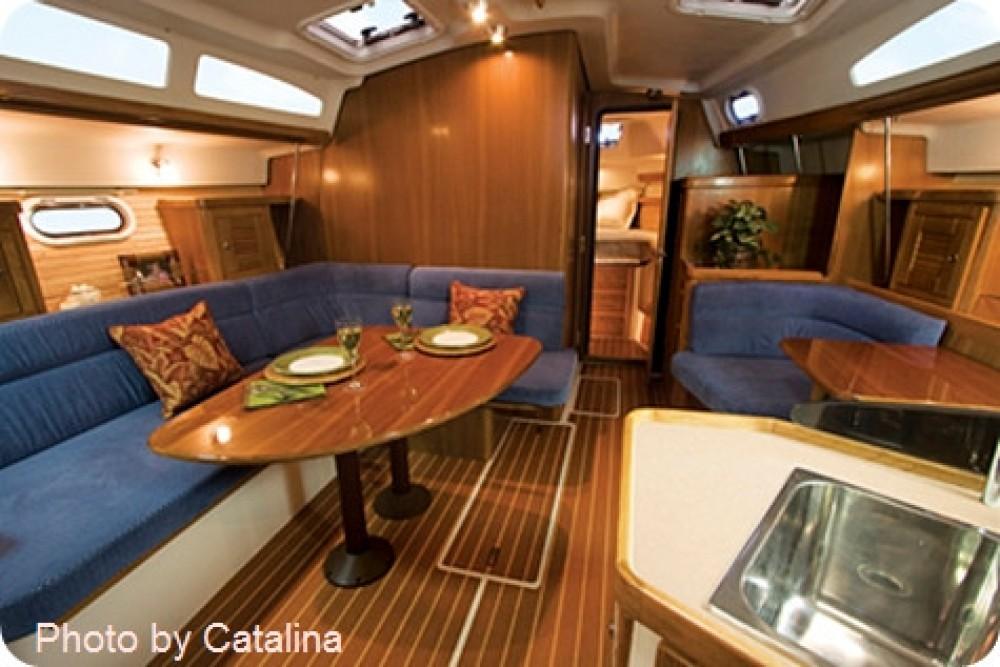Boat rental Catalina Yachts catalina 375 in Ko Samui on Samboat