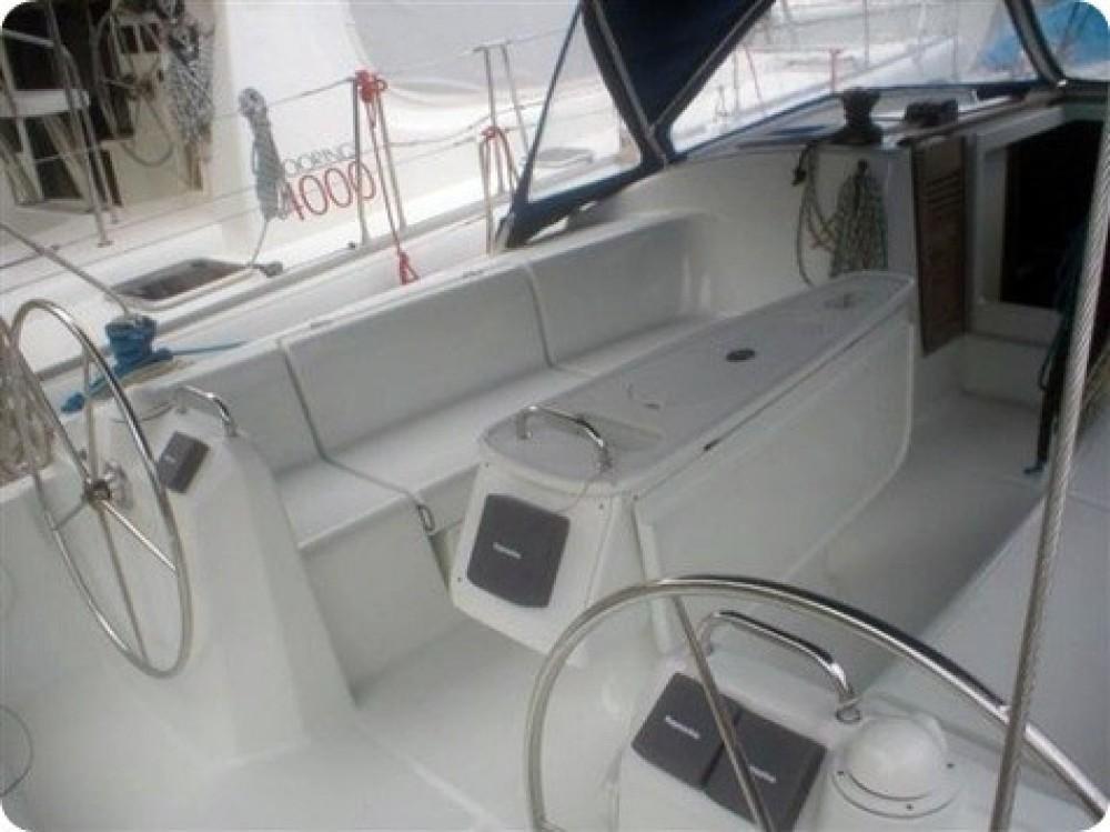 Rental Sailboat in Thailand - Bénéteau Cyclades 43.3
