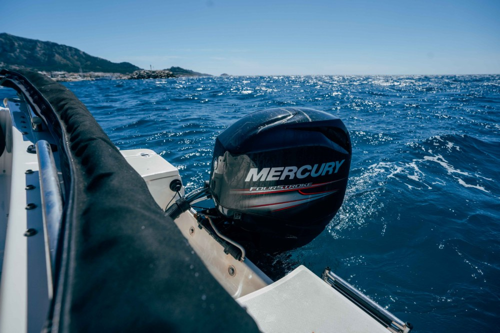 Quicksilver Activ 455 Open between personal and professional Marseille