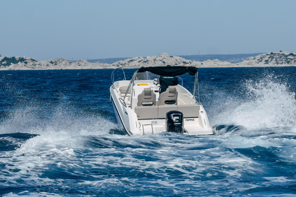 Quicksilver Activ 605 Open between personal and professional Marseille
