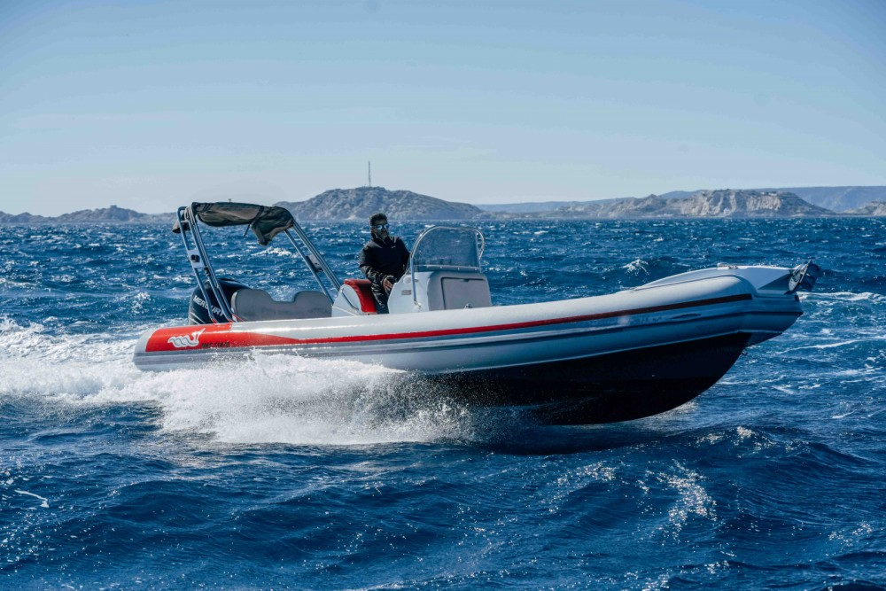 Boat rental Marseille cheap 770