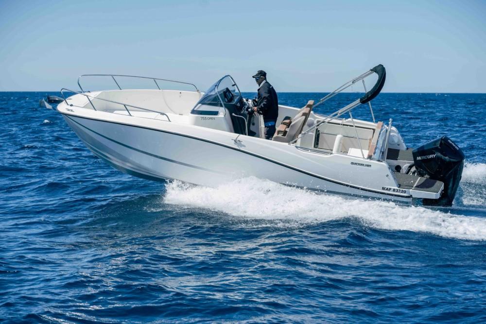 Rental yacht Marseille - Quicksilver Activ 755 Open on SamBoat