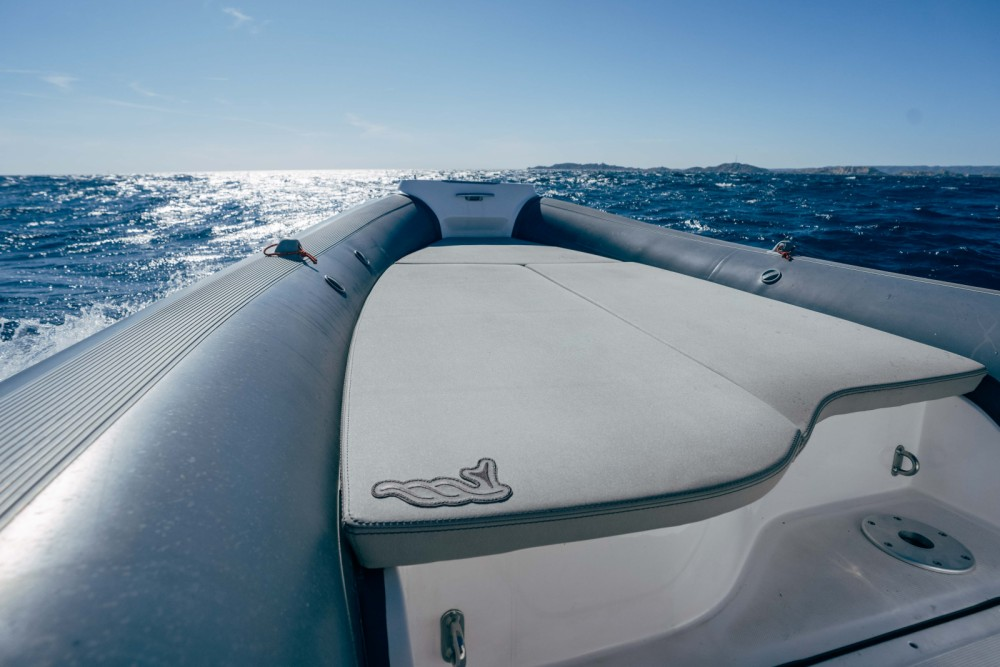 Hire RIB with or without skipper MV Marine Marseille