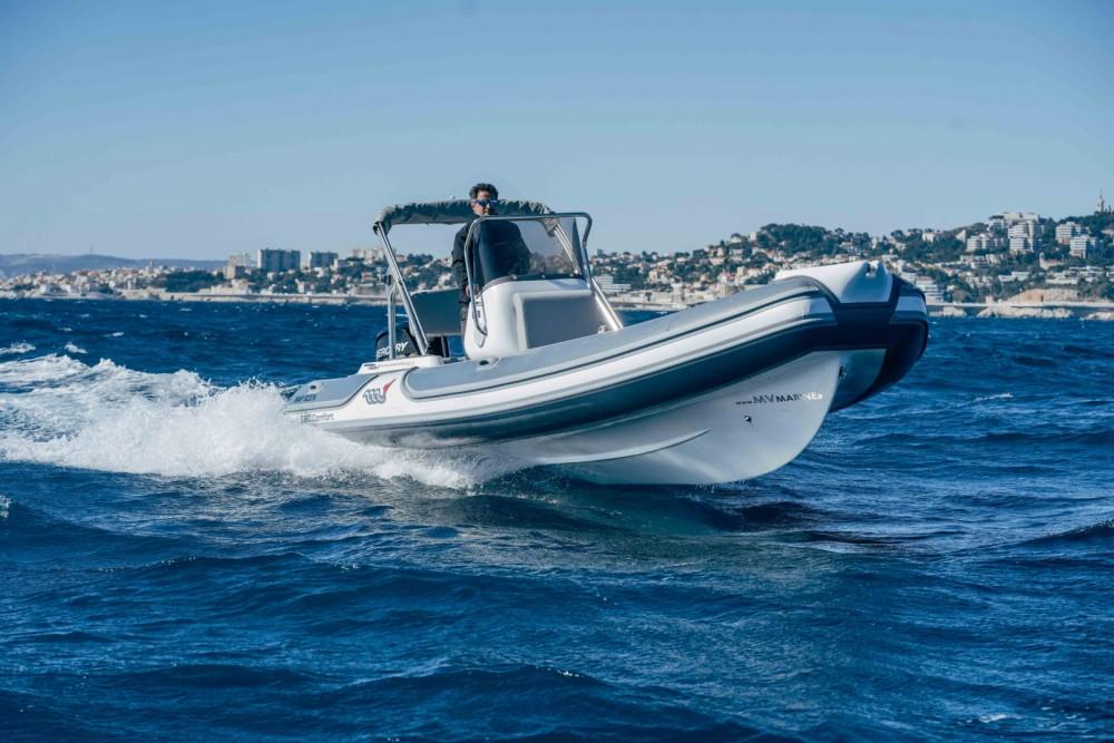 Boat rental Marseille cheap 620