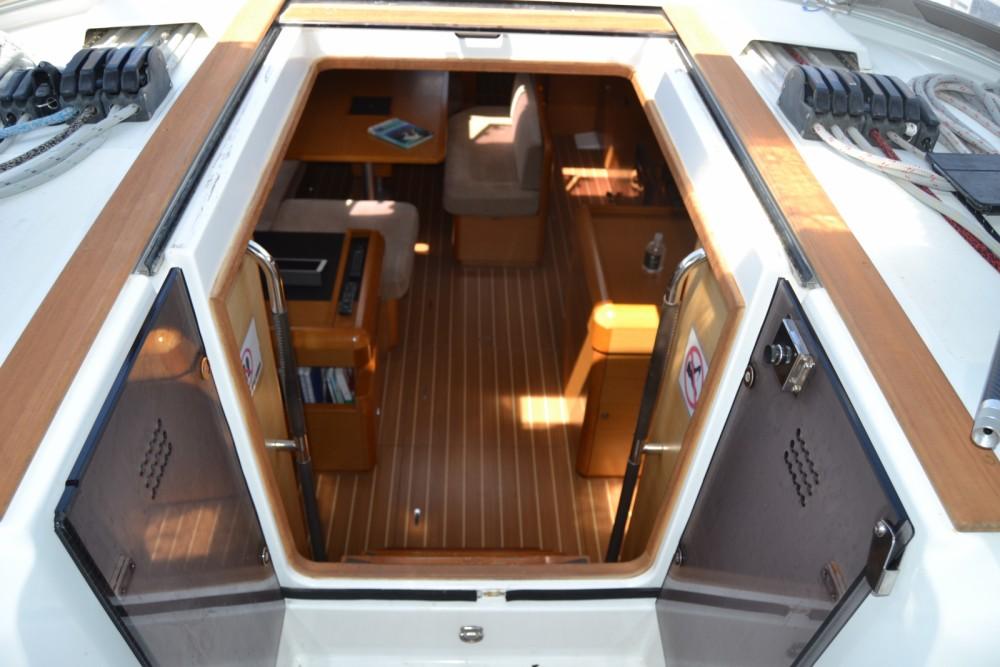 Boat rental Valencia cheap Sun Odyssey 509