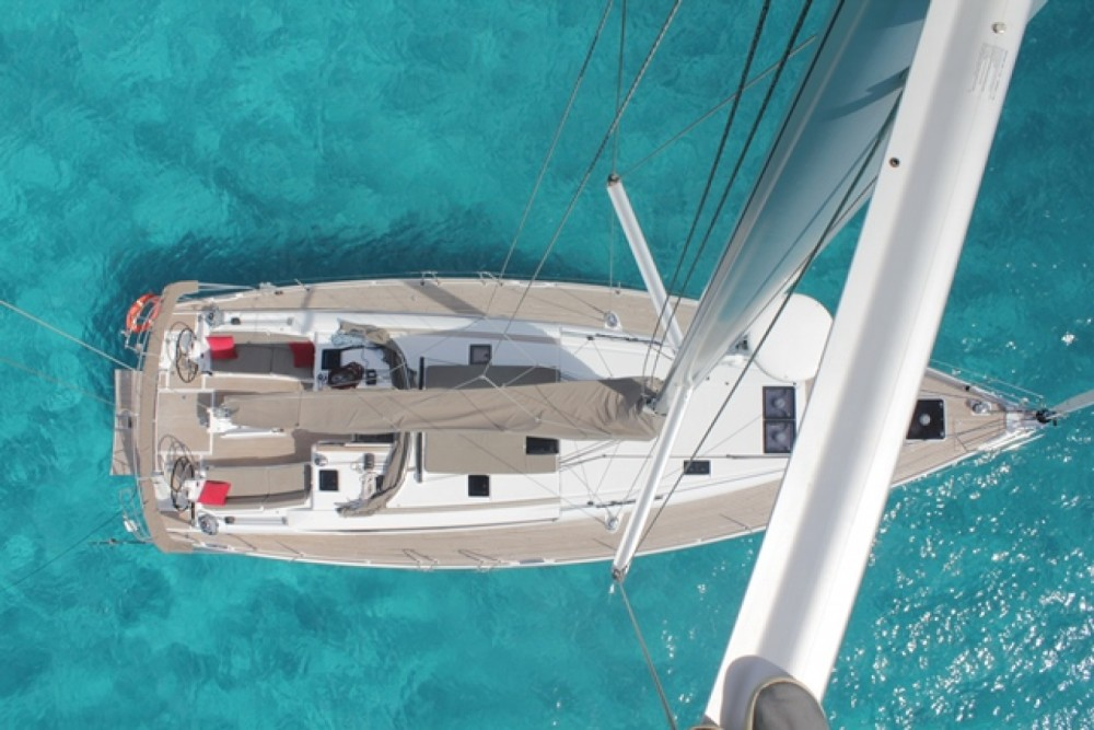 Hire Sailboat with or without skipper Jeanneau Sant Antoni de Portmany