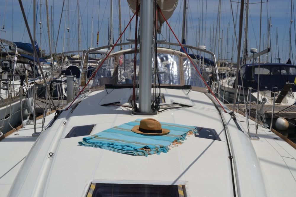 Rental Sailboat in Valencia - Jeanneau SUN ODYSEEY 449