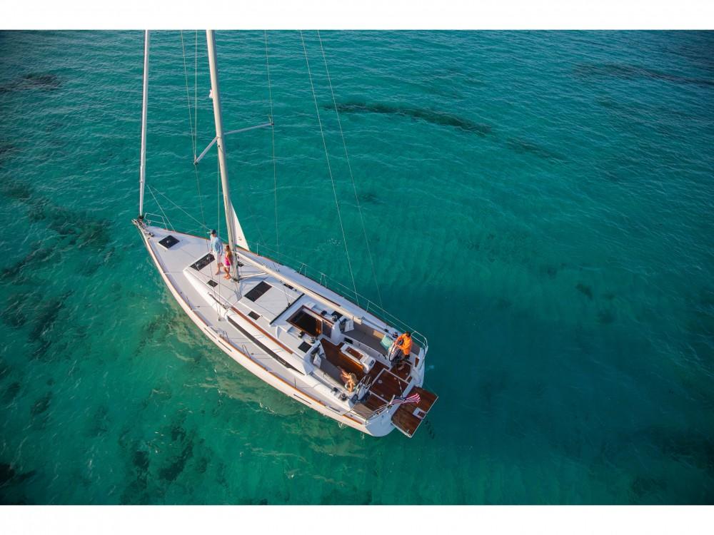 Rental Sailboat in Kaštel Gomilica - Jeanneau Sun Odyssey 479