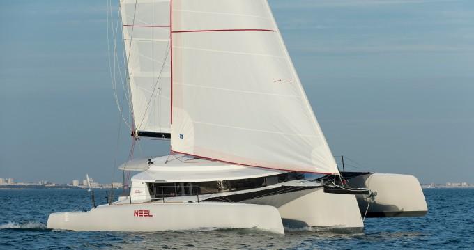 Rental Catamaran in Veruda -  Neel 45