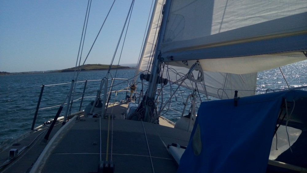 Hire Sailboat with or without skipper acno Westport