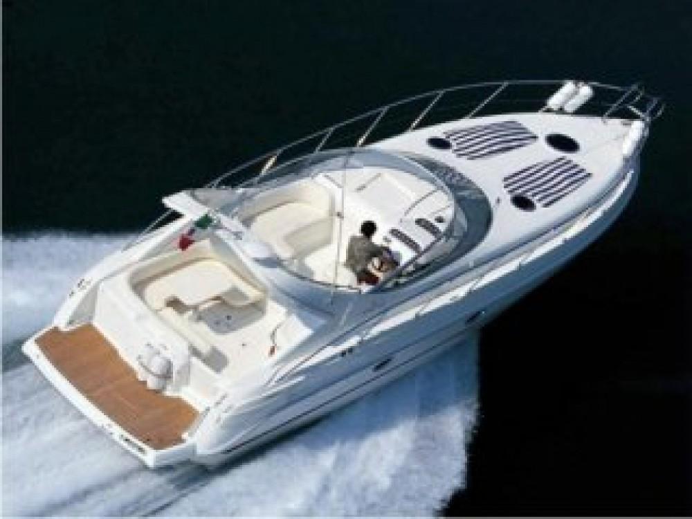 Rental yacht Ajaccio - Cranchi Zaffiro 34 on SamBoat