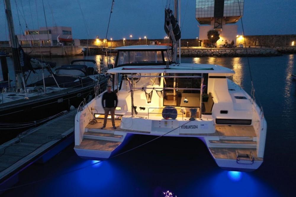 Lagoon Lagoon 42 - 4 + 2 cab. between personal and professional Croatia