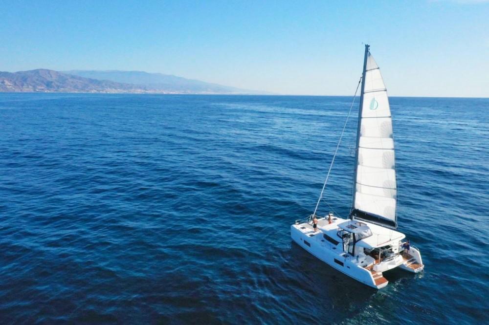Boat rental Croatia cheap Lagoon 42 - 4 + 2 cab.