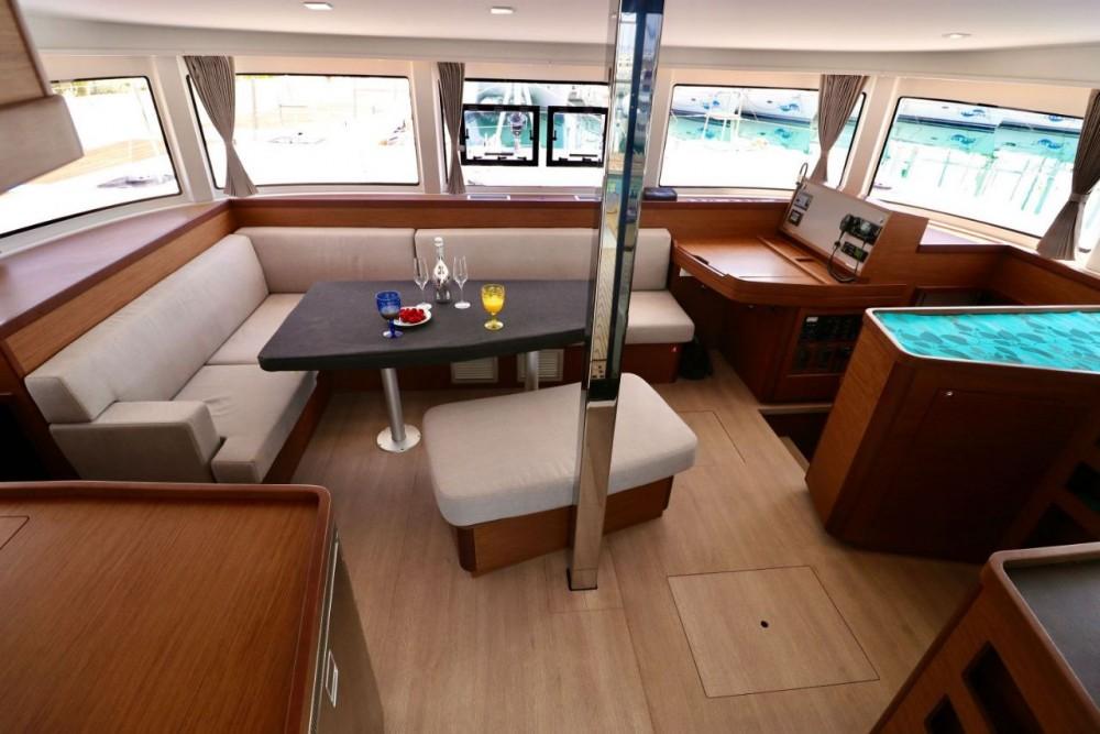 Rental Catamaran in Croatia - Lagoon Lagoon 42 - 4 + 2 cab.