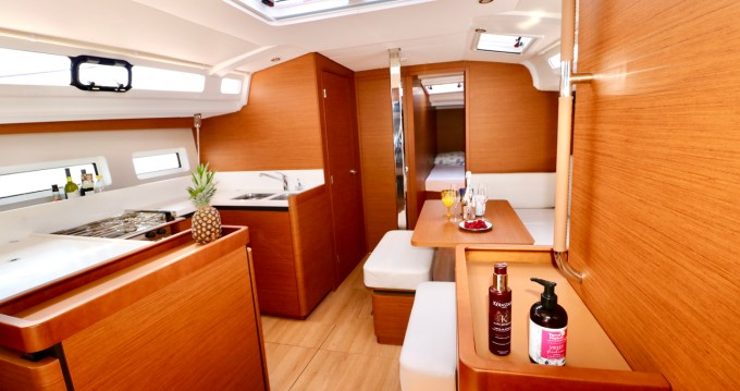Boat rental Kaštela cheap Sun Odyssey 440