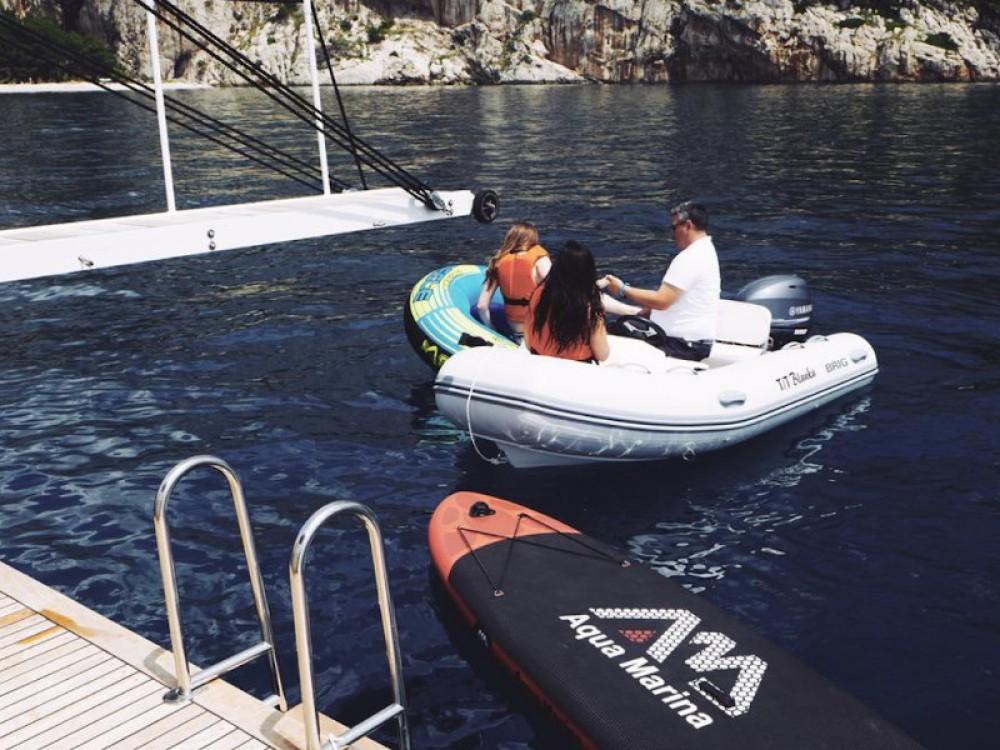 Rental Yacht in Split -  M/Y Blanka