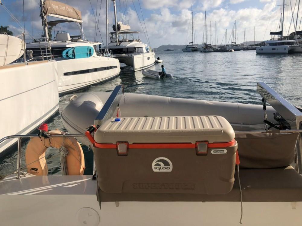 Rent a Fountaine Pajot Helia 44 US Virgin Islands