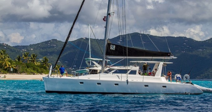 Voyage Voyage 520 between personal and professional Grenada Free Port
