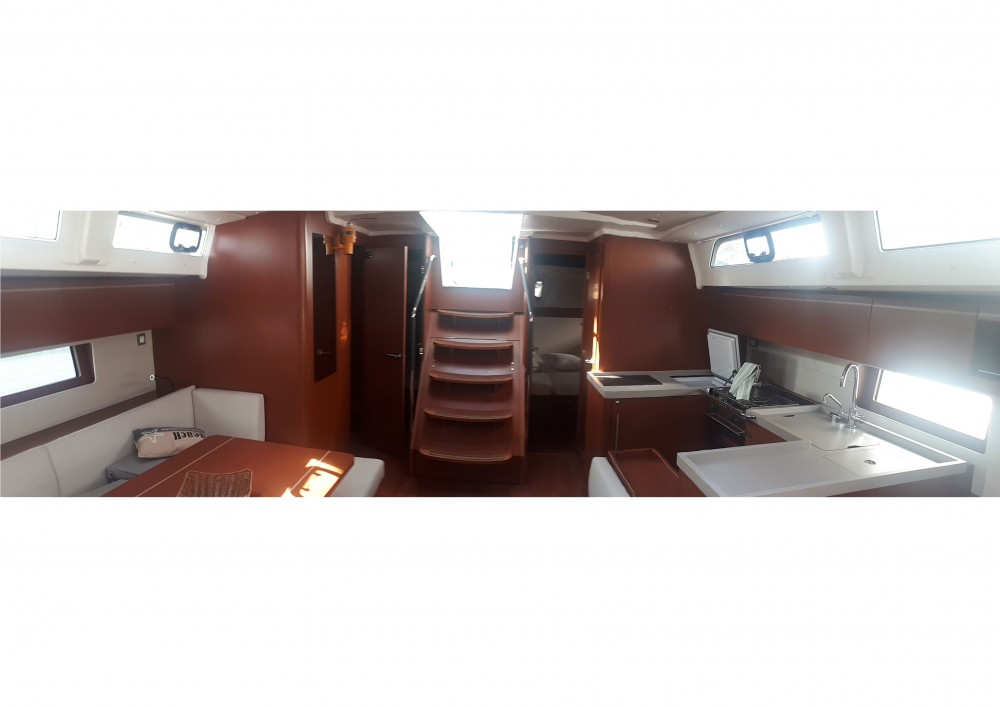Boat rental Peloponnese, West Greece and Ionian Sea cheap Oceanis 50.5