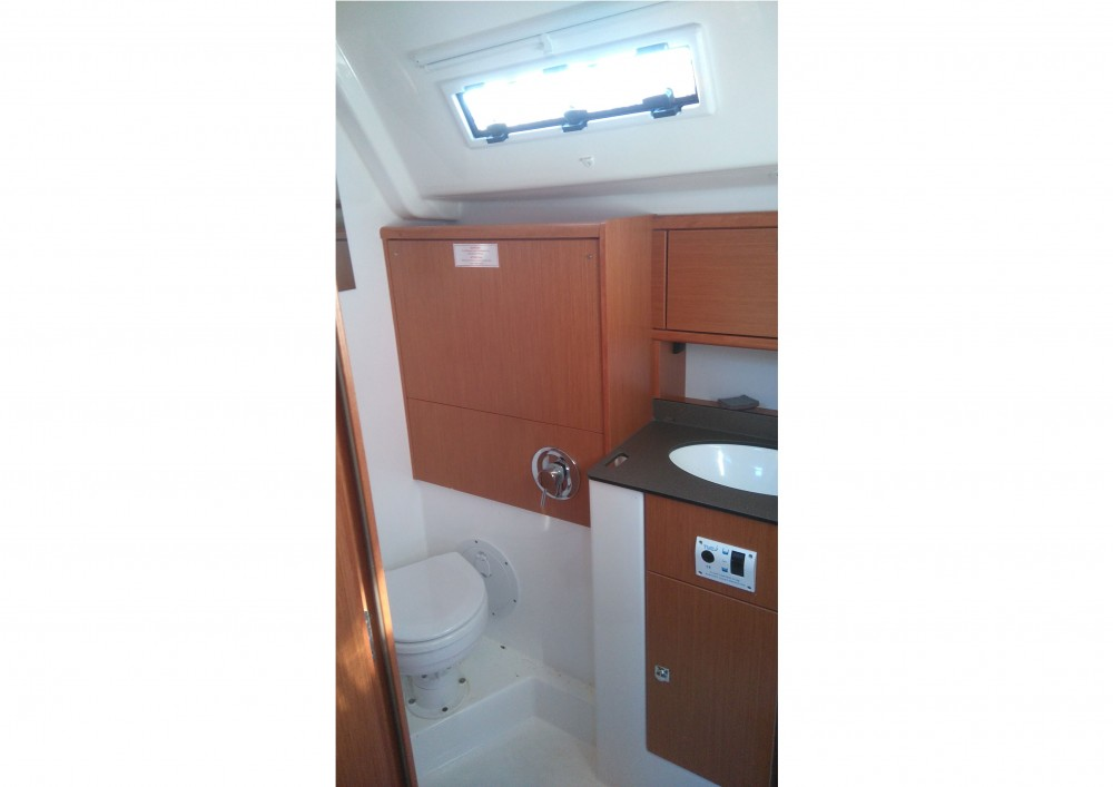 Bavaria Bavaria Cruiser 51 between personal and professional Peloponnese, West Greece and Ionian Sea