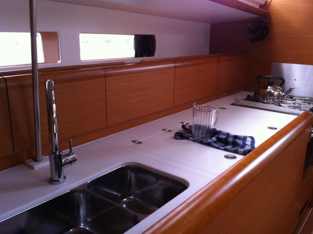 Rental yacht Athens - Bénéteau Sun Odyssey 469 on SamBoat