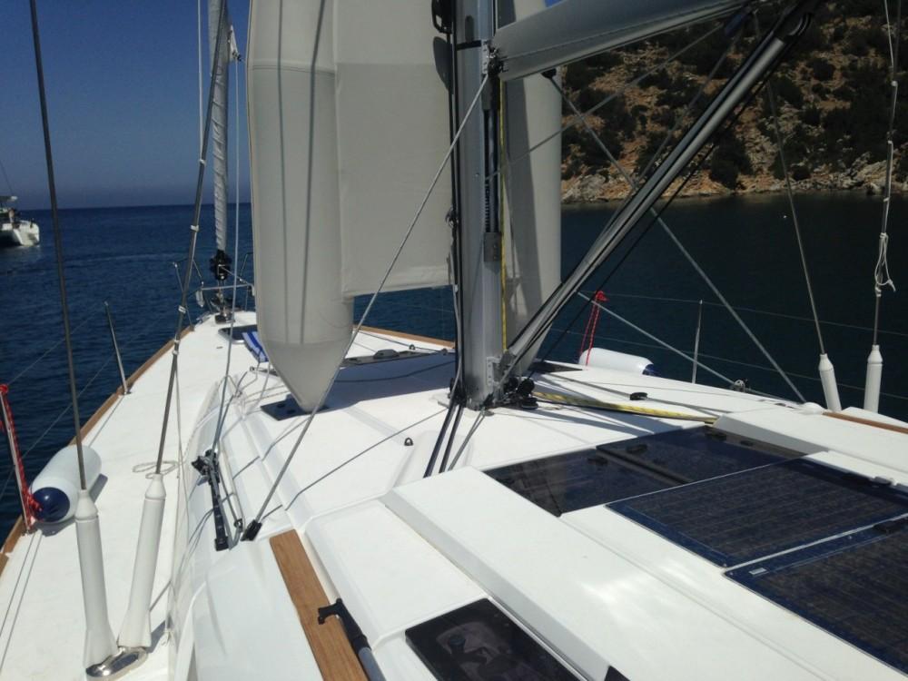 Rent a Bénéteau Sun Odyssey 469 Athens