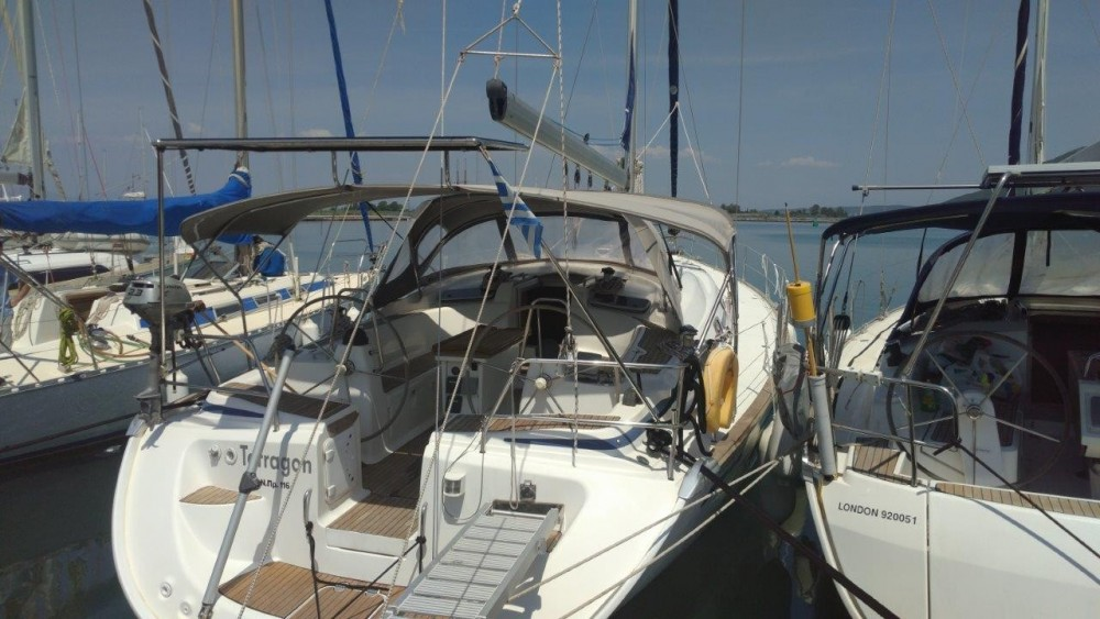 Rental yacht Peloponnese, West Greece and Ionian Sea - Bavaria Bavaria 50 Cruiser on SamBoat