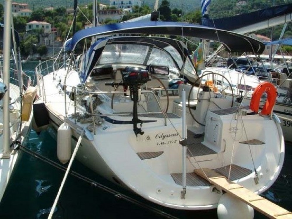 Bavaria Bavaria 50 Cruiser between personal and professional Peloponnese, West Greece and Ionian Sea