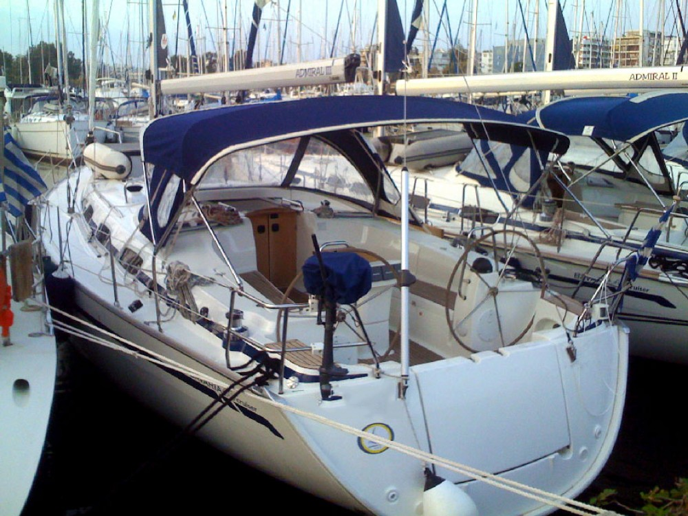 Bavaria Bavaria 40 Cruiser between personal and professional Peloponnese, West Greece and Ionian Sea