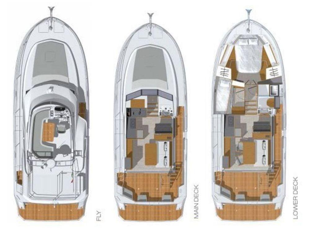 Boat rental Croatia cheap Swift Trawler 35