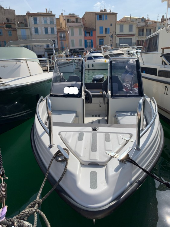 Hire Motorboat with or without skipper Terhi Vaux-sur-Seine
