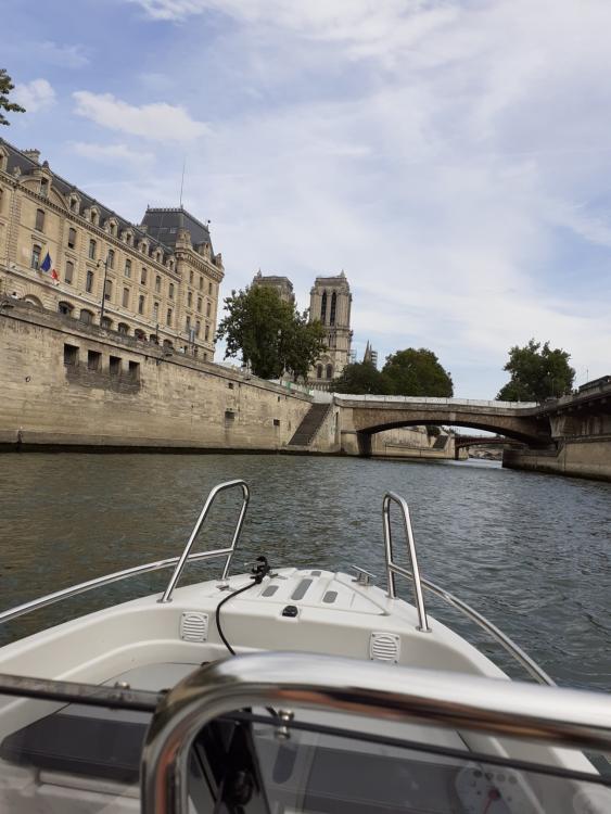 Boat rental Terhi BR 475 in Vaux-sur-Seine on Samboat