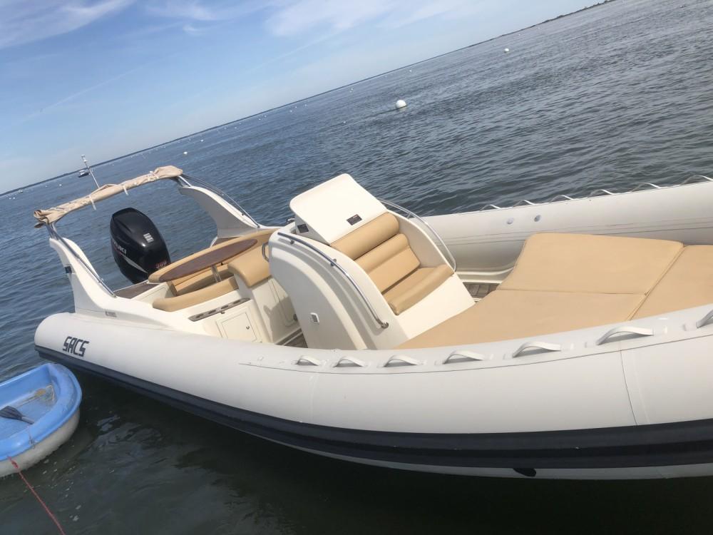 Rental yacht  - Sacs Sacs S 900 on SamBoat