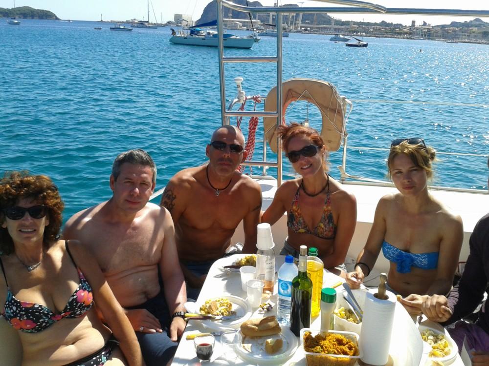 Rental yacht Bandol - Fountaine Pajot Tobago 35 on SamBoat