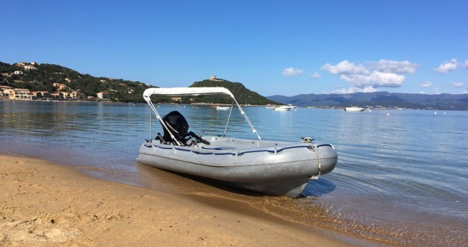Hire Motorboat with or without skipper Fun Yak Campomoro