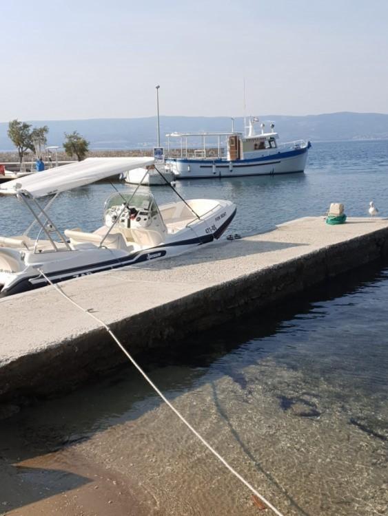 Boat rental Zar Formenti Zar 65 in Duće on Samboat