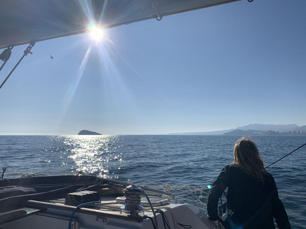 Rental Sailboat in Altea - Bénéteau Oceanis 393 Clipper