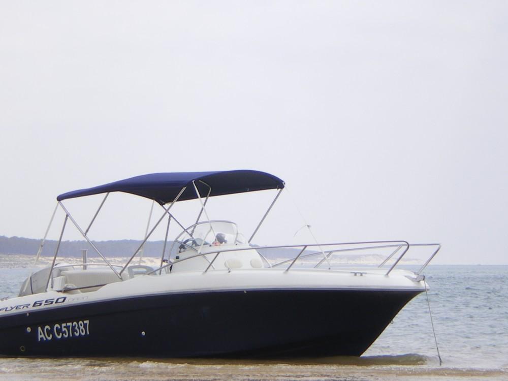 Boat rental Bénéteau flyer 650 in La Teste-de-Buch on Samboat