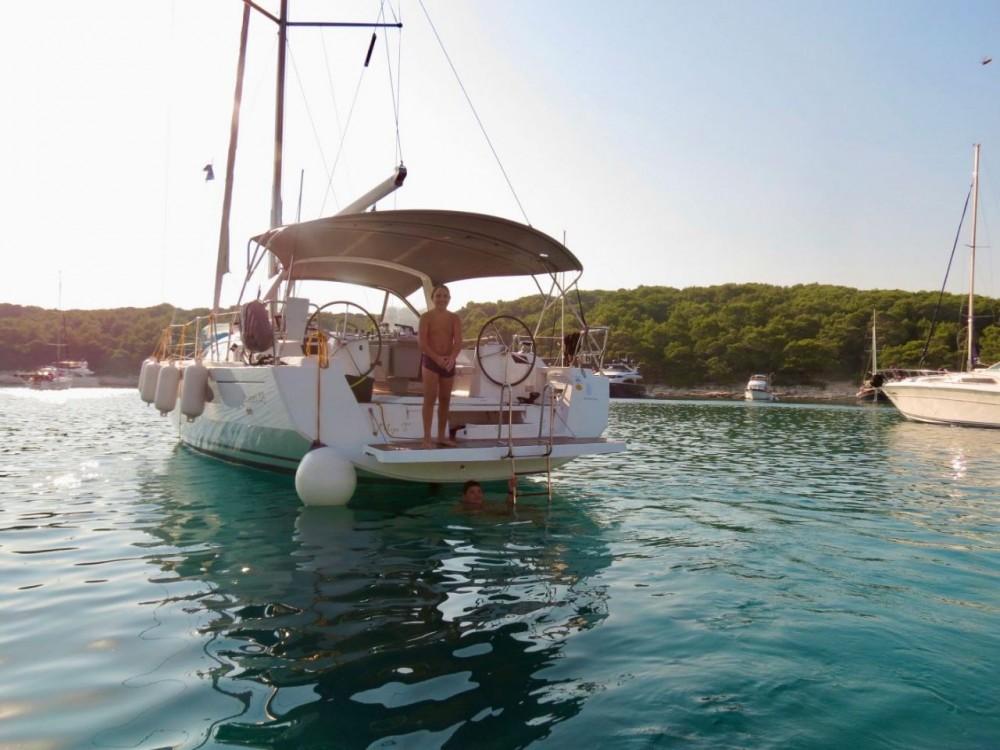 Rent a Bénéteau Oceanis 48 - 5 cab. Croatia