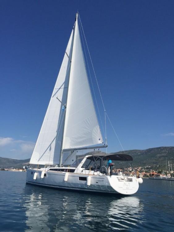 Rental yacht Croatia - Bénéteau Oceanis 48 - 5 cab. on SamBoat