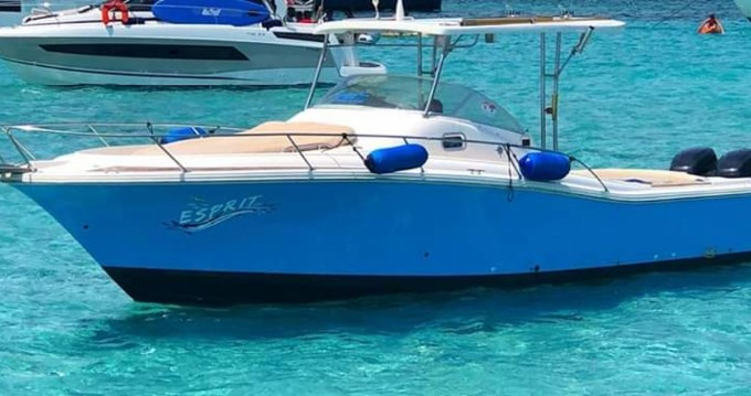 Boat rental Jeanneau Cap Camarat 925 WA in Arzachena on Samboat