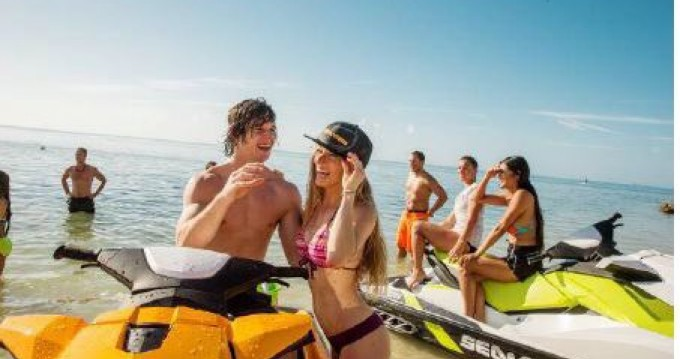 Hire Jet Ski with or without skipper Sea-Doo Cullera