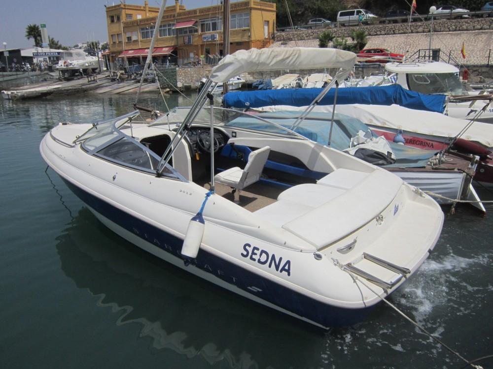 Rent a Starcraft 6.30 Málaga