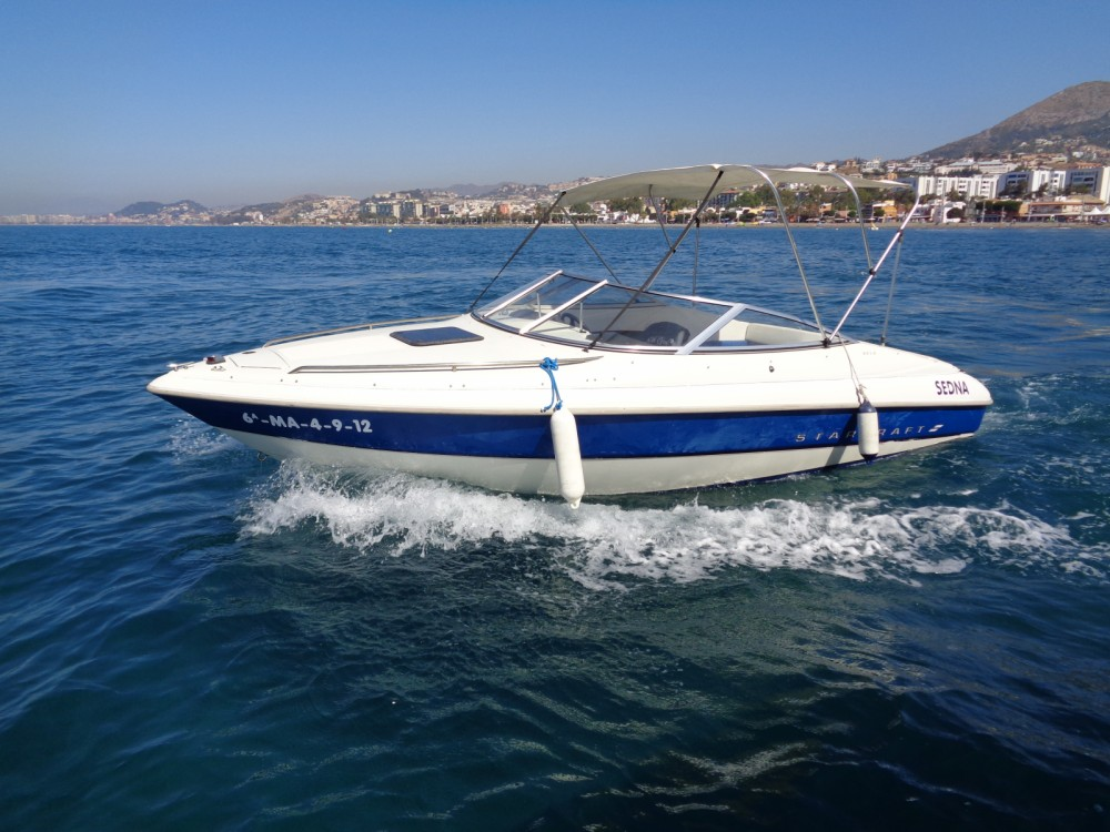 Starcraft 6.30 between personal and professional Málaga
