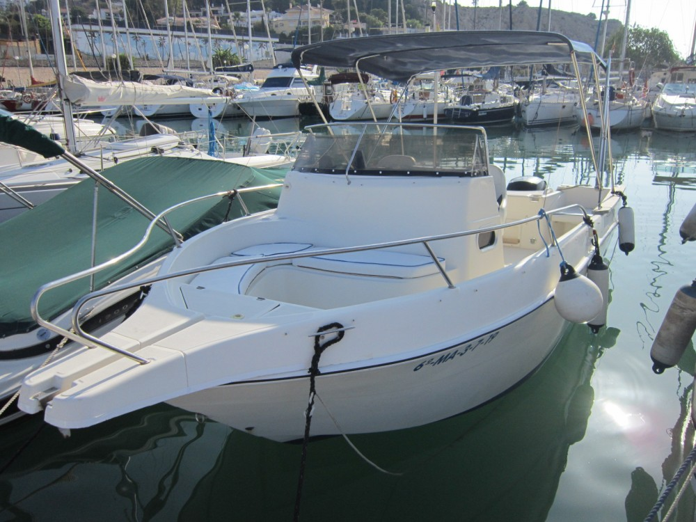 Hire Motorboat with or without skipper Shiren Málaga