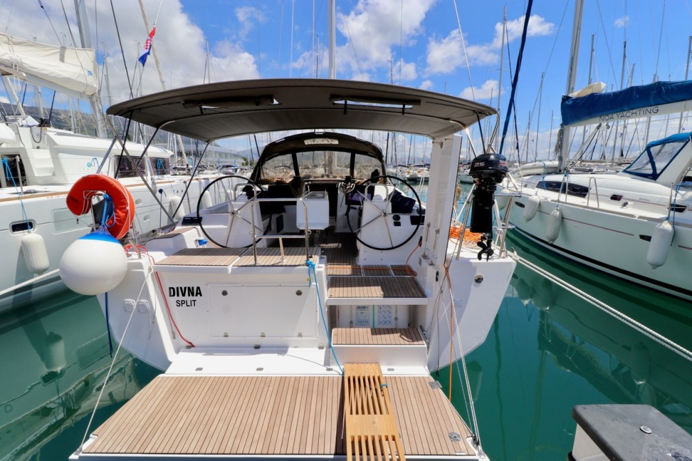 Rental Sailboat in Croacia - Dufour Dufour 460 GL